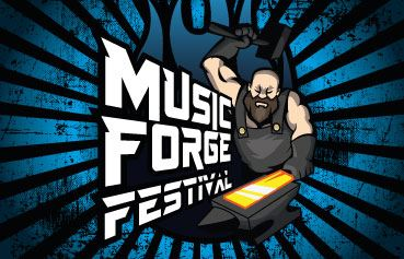 Co-Hauptsponsor des Music Forge Festival 2018